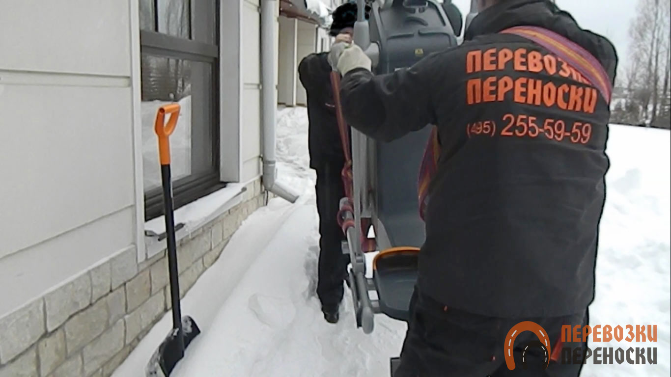 Дачный переезд с грузчиками из компании «Перевозки-Переноски»
