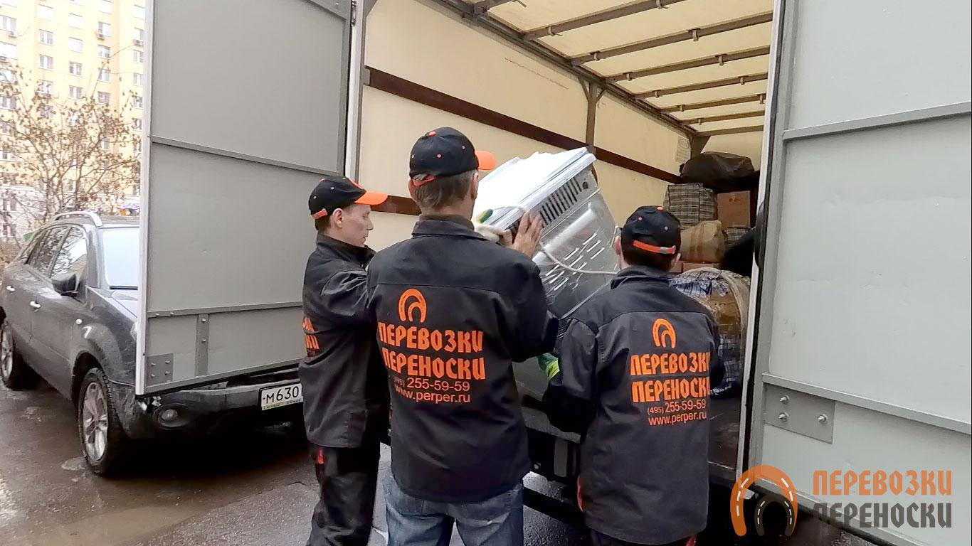 Перевозка грузов по Подмосковью от компании «Перевозки-Переноски»