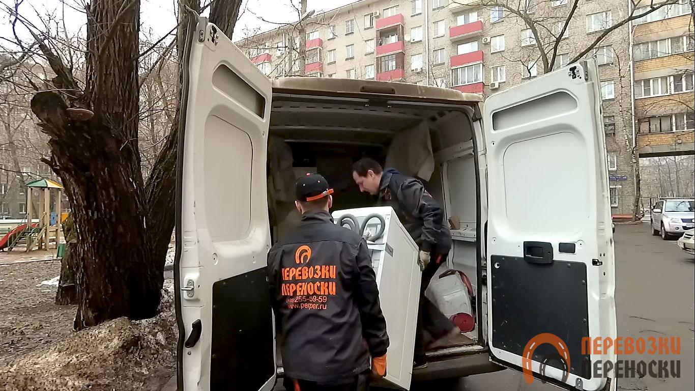 Транспортировка стиральной машины без болтов